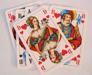 Trinkspiele Karten kloppen